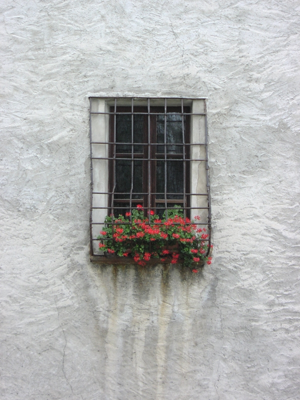 Swiss Church Window