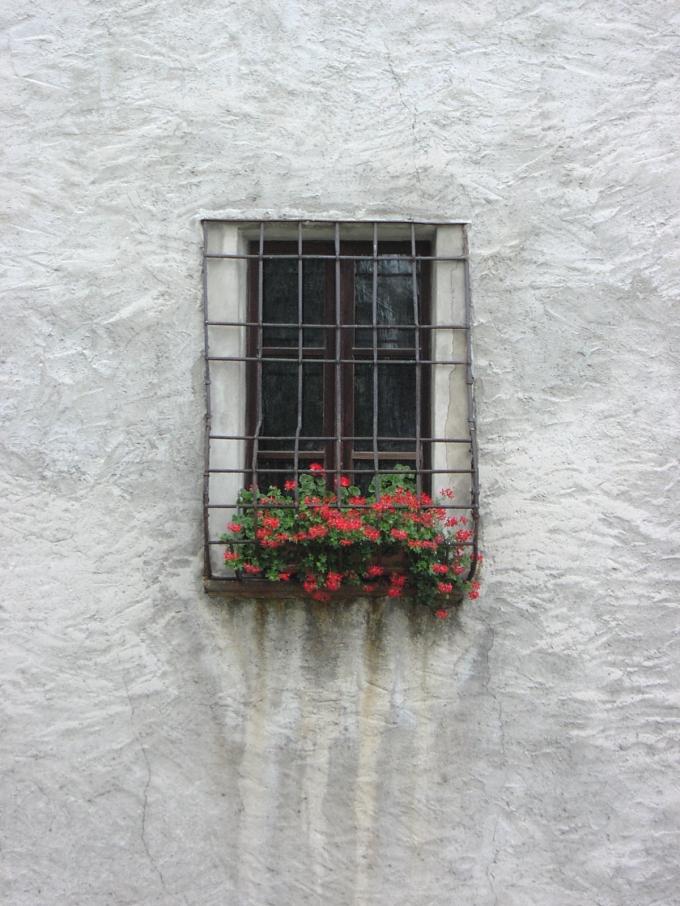 Swiss Church Window