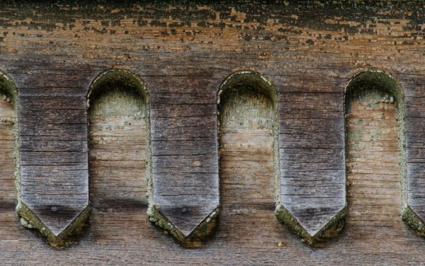 eaves detail
