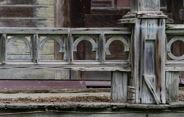 porch railing