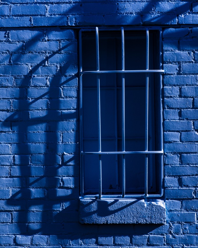 Alley Window and Wall