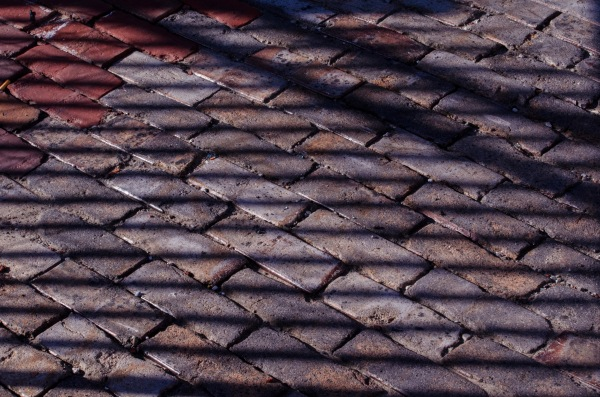 Cobblestone Shadows