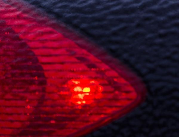 Iced Taillight