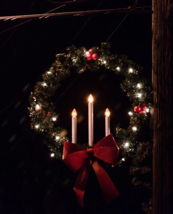 Lingering Christmas