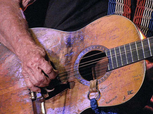 Willie and Guitar