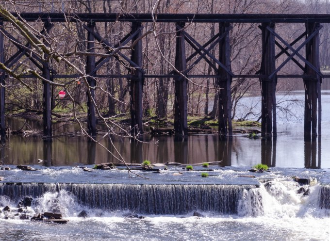 Bobber and Bridge