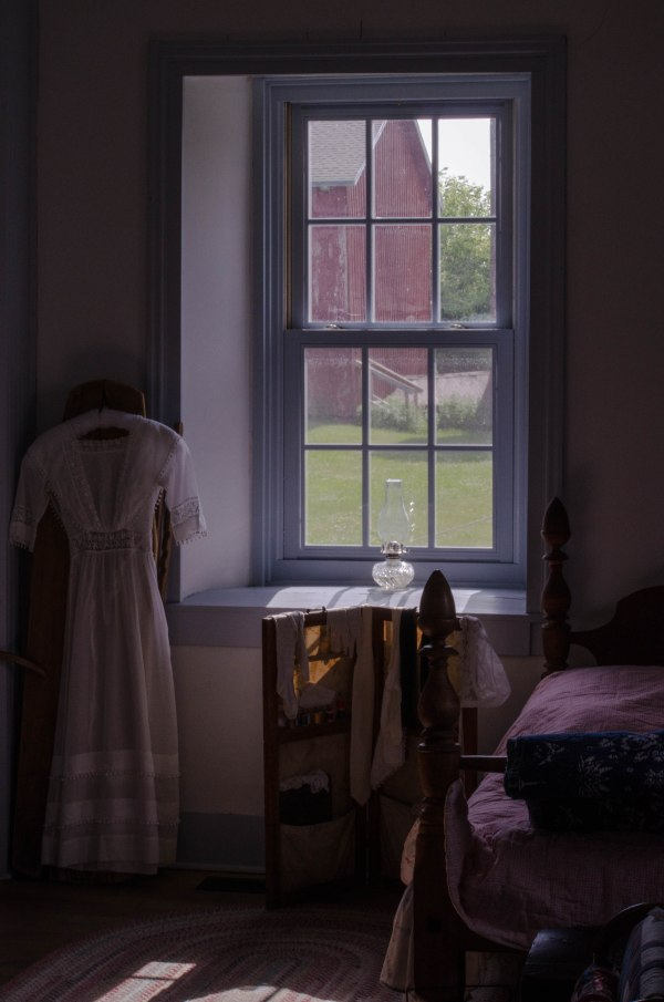 Poorhouse Window