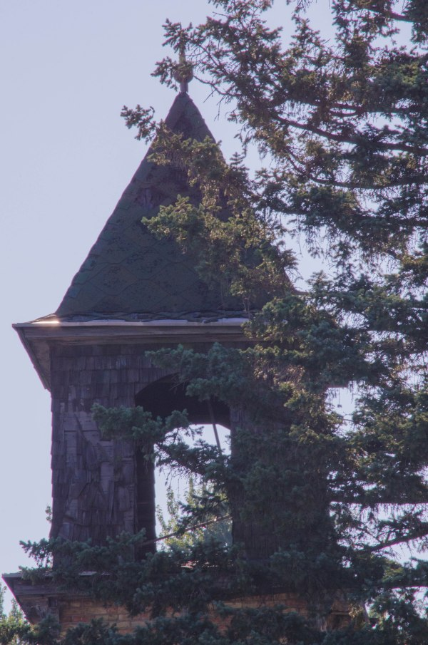 Wood Shingle Steeple