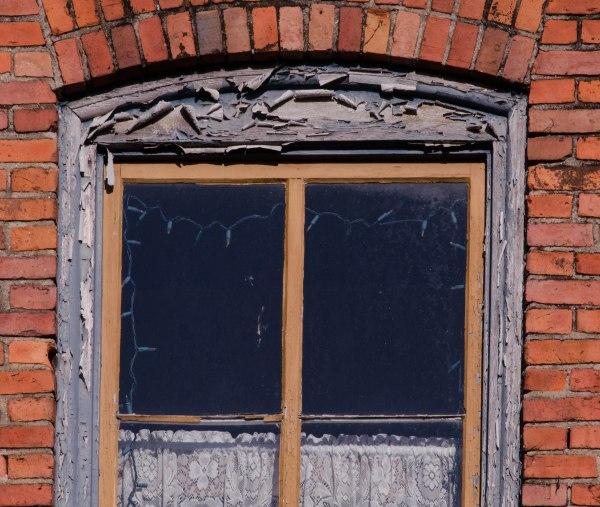 2nd Story Window