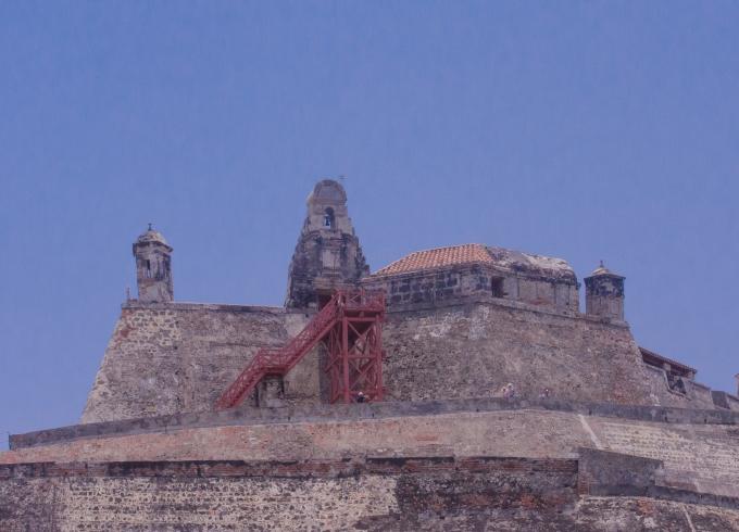 earthenwork fortress